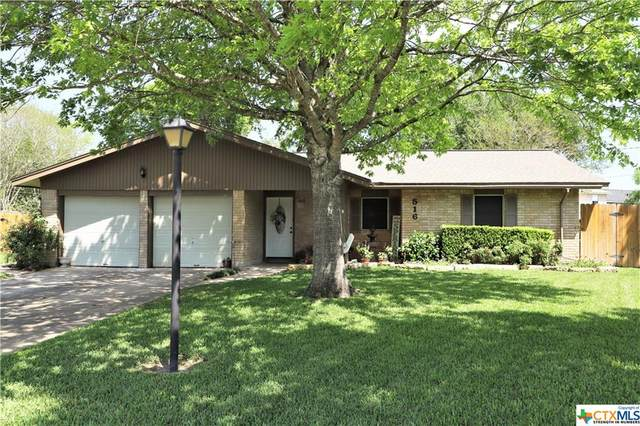 516 Monterrey Drive, Victoria, TX 77904 (MLS #406213) :: The Zaplac Group