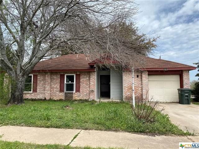 302 Halter Drive, Copperas Cove, TX 76522 (MLS #406250) :: The i35 Group