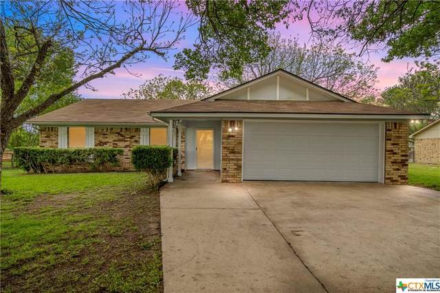 813 W 3rd Street, Bruceville-Eddy, TX 76524 (MLS #406252) :: Kopecky Group at RE/MAX Land & Homes