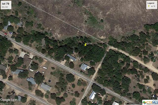 lot 79 East Green Castle, Granite Shoals, TX 78639 (MLS #406271) :: Vista Real Estate