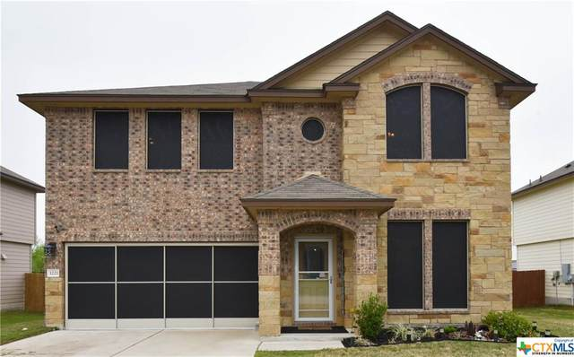 1221 Briscoe Court, Copperas Cove, TX 76522 (MLS #406296) :: The i35 Group