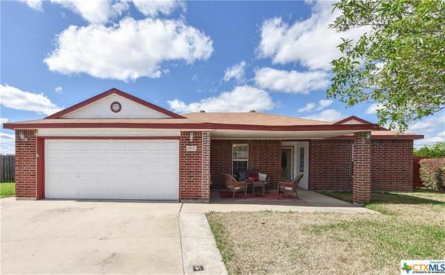 2315 Gallop Drive, Killeen, TX 76549 (MLS #406297) :: The i35 Group