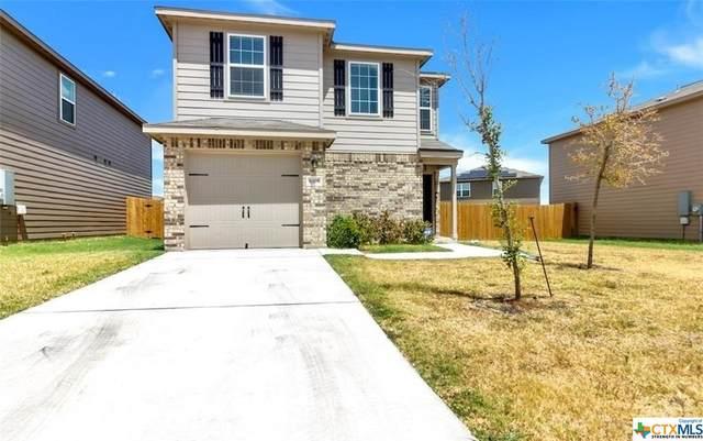 1005 Yearwood Cove, Jarrell, TX 76537 (MLS #406328) :: Isbell Realtors