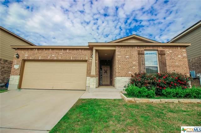 1214 Cozy Creek Drive, Temple, TX 76502 (MLS #406345) :: Vista Real Estate