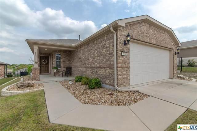 309 Kings Creek Road, Georgetown, TX 78633 (MLS #406357) :: The i35 Group