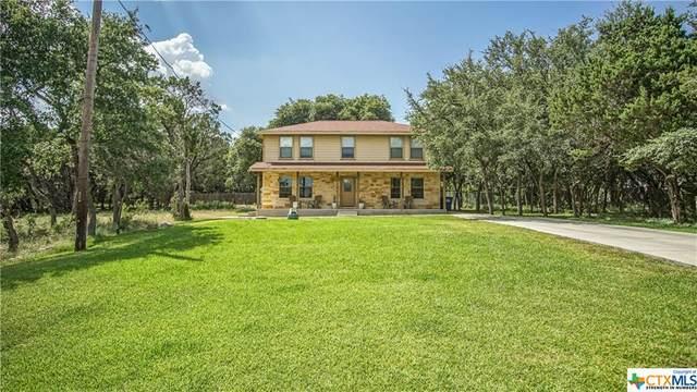 1535 Bonnyview Drive, Canyon Lake, TX 78133 (MLS #406384) :: The i35 Group