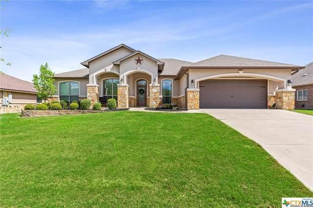 4017 Woodhaven Drive, Nolanville, TX 76559 (MLS #406386) :: Vista Real Estate
