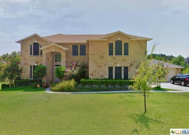 3309 Cayuga Drive, Harker Heights, TX 76548 (MLS #406407) :: The Zaplac Group