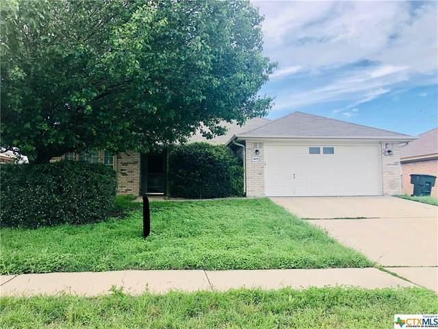 4209 Embers Drive, Killeen, TX 76542 (MLS #406409) :: Carter Fine Homes - Keller Williams Heritage