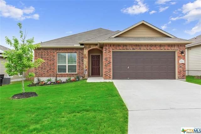 2505 Vicksburg Lane, Temple, TX 76504 (MLS #406413) :: Vista Real Estate