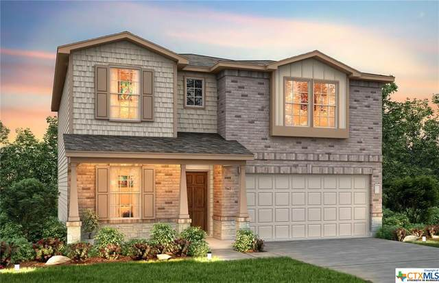 186 Texas Thistle, New Braunfels, TX 78130 (MLS #406422) :: The i35 Group