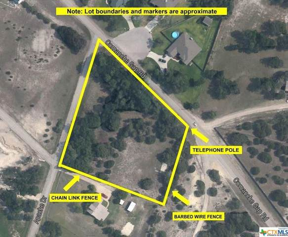 0000 Apache Drive, Harker Heights, TX 76548 (MLS #406442) :: Isbell Realtors