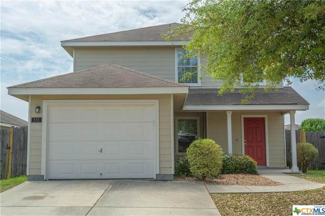 535 Red Robin, New Braunfels, TX 78130 (MLS #406454) :: Kopecky Group at RE/MAX Land & Homes
