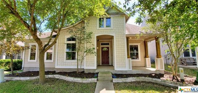 253 Newberry Trail, San Marcos, TX 78666 (MLS #406462) :: The i35 Group