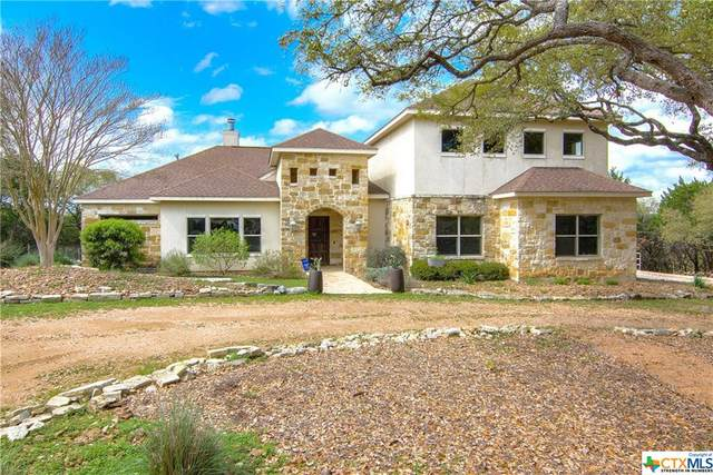 2814 Comal Springs, Canyon Lake, TX 78133 (#406475) :: All City Real Estate