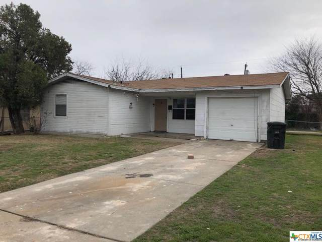 1204 Greenwood Avenue, Killeen, TX 76541 (MLS #406485) :: The Zaplac Group