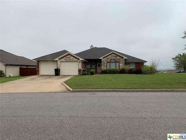600 Mustang Trail, Harker Heights, TX 76548 (MLS #406488) :: Isbell Realtors