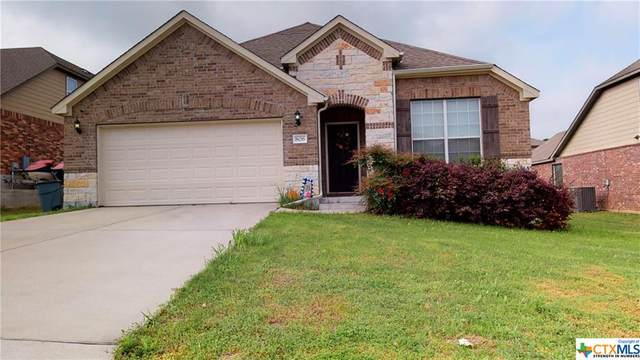 806 Green Meadows Drive, Harker Heights, TX 76548 (MLS #406489) :: Isbell Realtors