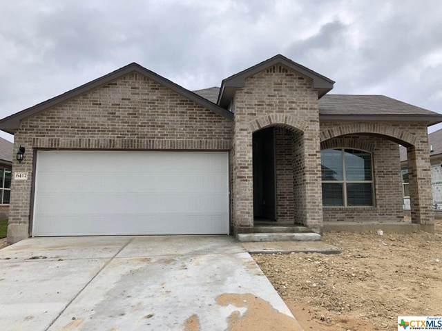 6417 Treiber Drive, Temple, TX 76502 (MLS #406501) :: Vista Real Estate