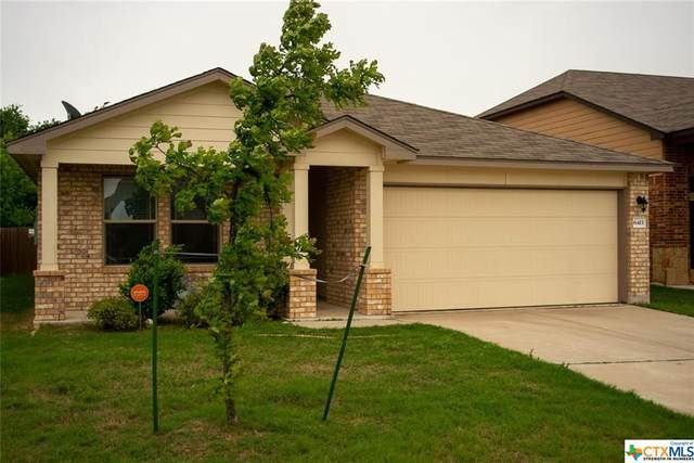 6411 Ambrose Circle, Temple, TX 76502 (MLS #406507) :: Vista Real Estate