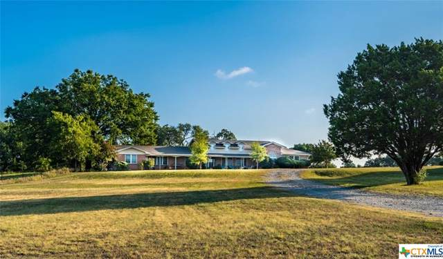 6275 County Road 142, Gatesville, TX 76528 (MLS #406513) :: The Real Estate Home Team