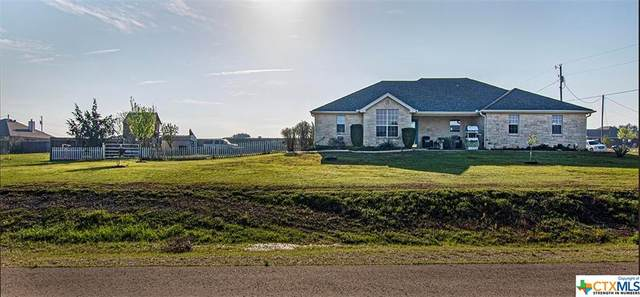 846 Thomas Street, Copperas Cove, TX 76522 (MLS #406514) :: The Zaplac Group