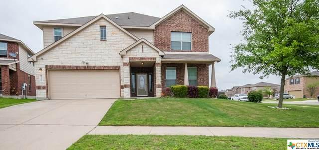 9206 Dunblane Drive, Killeen, TX 76542 (MLS #406523) :: Vista Real Estate