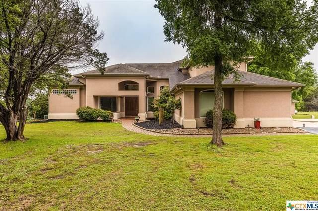1517 E Creekview Drive, Salado, TX 76571 (MLS #406526) :: Isbell Realtors