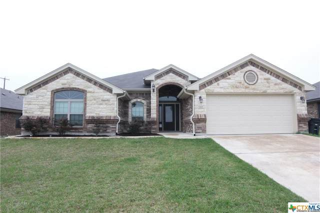 5307 Heredity Lane, Killeen, TX 76549 (MLS #406527) :: Vista Real Estate