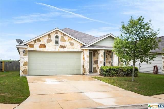 794 Wolfeton Way, New Braunfels, TX 78130 (MLS #406532) :: Brautigan Realty