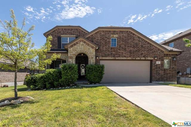 3345 Vineyard Trail, Harker Heights, TX 76548 (MLS #406559) :: Isbell Realtors