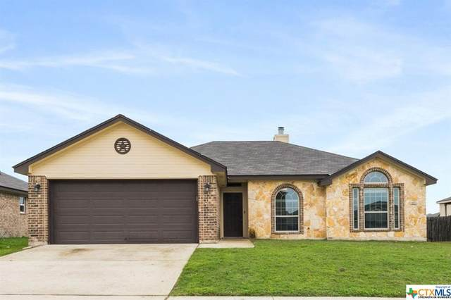 407 E Vega Lane, Killeen, TX 76542 (MLS #406569) :: Kopecky Group at RE/MAX Land & Homes
