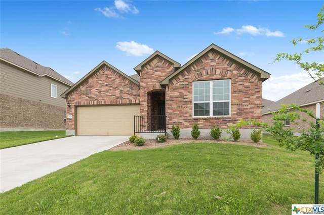 829 Green Meadow Drive, Harker Heights, TX 76548 (MLS #406571) :: Isbell Realtors