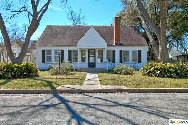 815 E Krezdorn Street, Seguin, TX 78155 (MLS #406578) :: Brautigan Realty