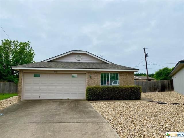 2203 Montrose Circle, Belton, TX 76513 (MLS #406584) :: Brautigan Realty