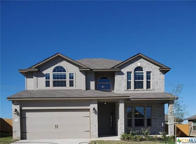 3901 Brunswick Drive, Killeen, TX 76549 (MLS #406609) :: The Zaplac Group