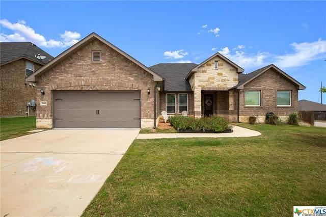 2601 Natural Lane, Killeen, TX 76549 (MLS #406610) :: Isbell Realtors