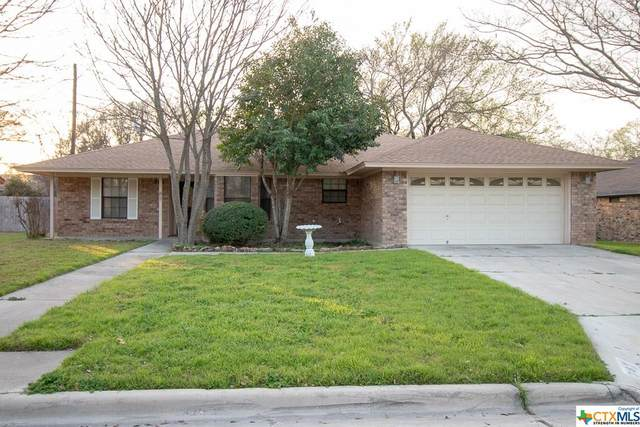 1708 Fox Trail, Harker Heights, TX 76548 (MLS #406611) :: The Zaplac Group
