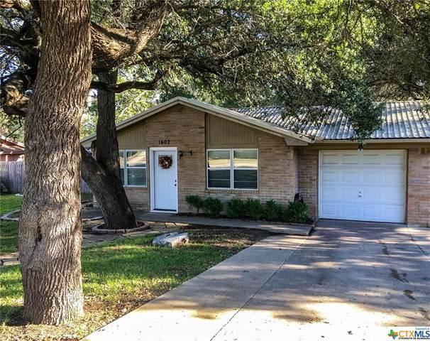 1402 W Avenue C, Lampasas, TX 76550 (MLS #406613) :: The Zaplac Group