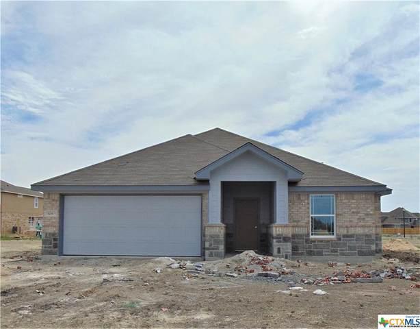808 Hickok, Killeen, TX 76549 (MLS #406614) :: Kopecky Group at RE/MAX Land & Homes