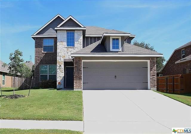 3611 Castleton Drive, Killeen, TX 76542 (MLS #406622) :: The Real Estate Home Team