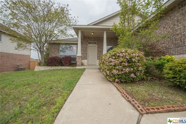 207 Ponderosa Drive, Harker Heights, TX 76548 (MLS #406628) :: Isbell Realtors