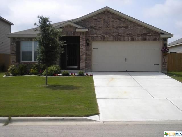 400 Moonstone Drive, Jarrell, TX 76537 (MLS #406638) :: Isbell Realtors