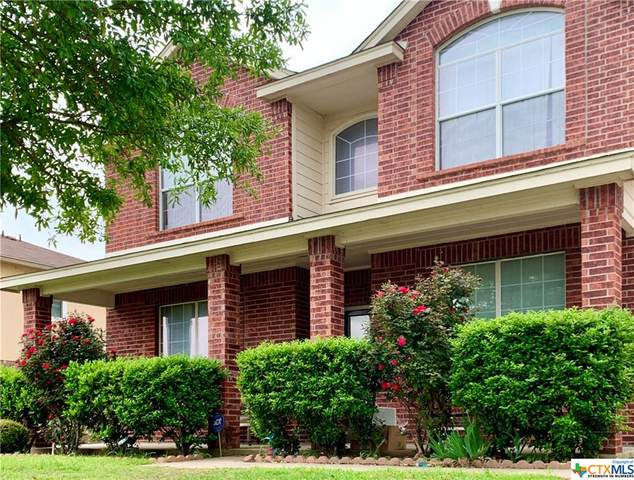 5301 Birmingham Circle, Killeen, TX 76542 (MLS #406639) :: The i35 Group