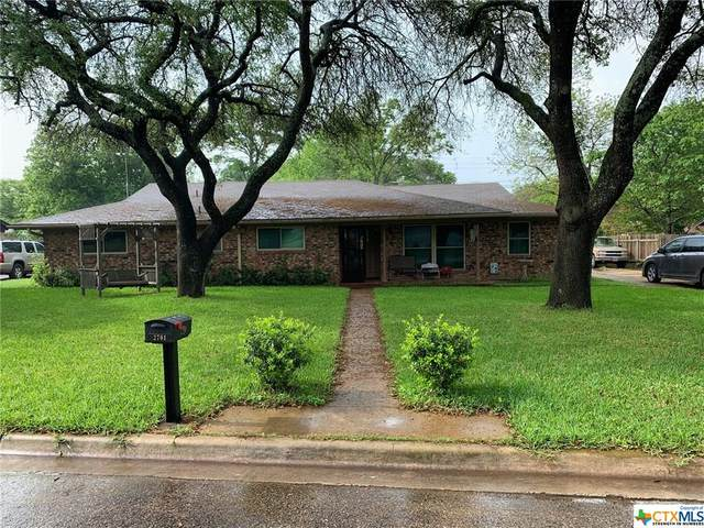 2701 Palmetto Drive, Temple, TX 76502 (MLS #406643) :: Brautigan Realty