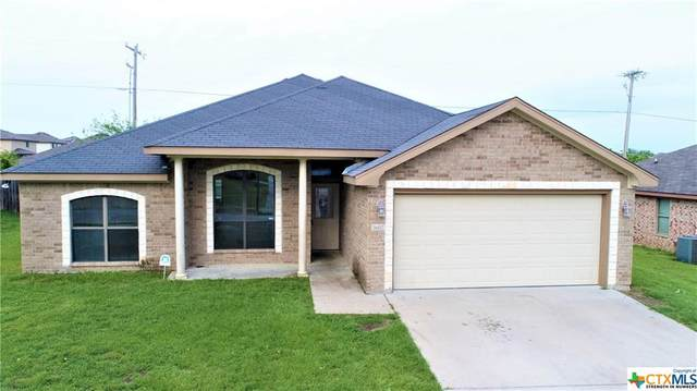 9602 Diana Drive, Killeen, TX 76542 (MLS #406646) :: Brautigan Realty