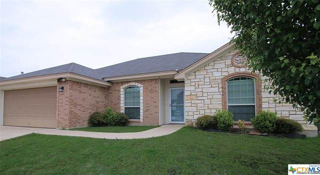 305 E Vega Lane, Killeen, TX 76542 (MLS #406652) :: The i35 Group