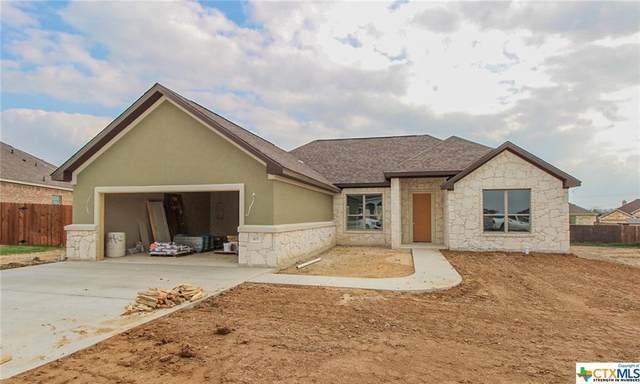 105 Don Drive, Jarrell, TX 76537 (MLS #406654) :: Isbell Realtors