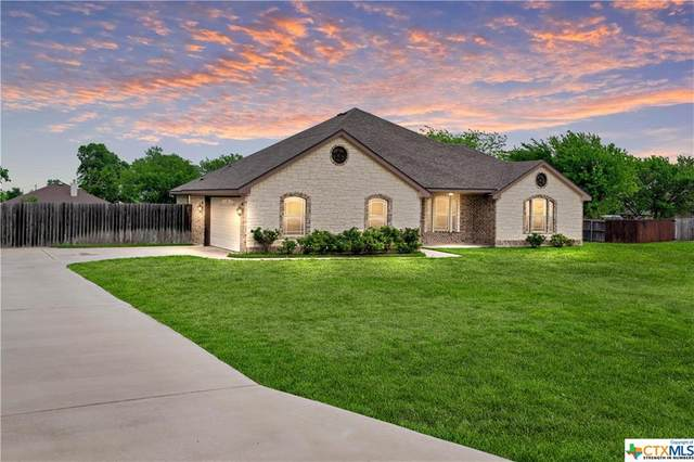120 Coleton Drive, Copperas Cove, TX 76522 (#406693) :: All City Real Estate