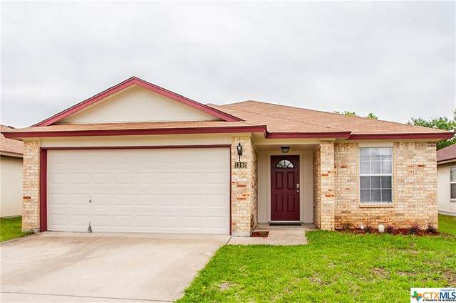 1302 Saddle Drive, Killeen, TX 76543 (MLS #406709) :: The i35 Group